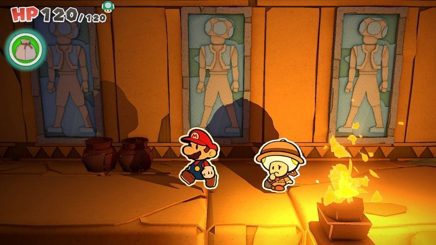 Paper Mario : The Origami King - image